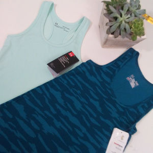 Under Armour Work out Tanks NWT